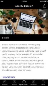 aplikasi baselo