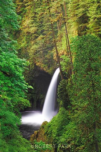 """""""Metlako Falls"""" By Robert Park http;www.robert-park.com by Robert Park Photography"""