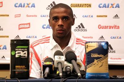 Marcelo academia Flamengo (Foto: Gilvan de Souza / Flamengo)