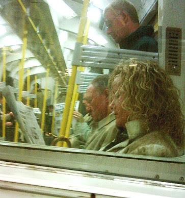 Ken on the Tube again