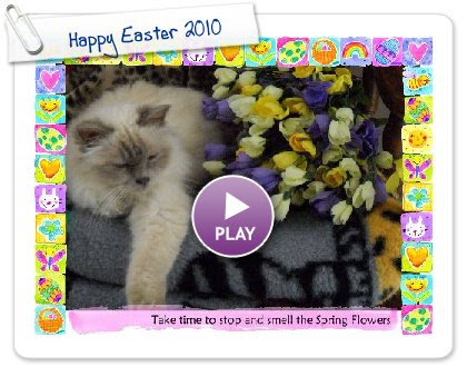 Click to play this Smilebox greeting: Happy Easter 2010