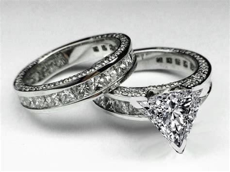 Trillion Cut Diamond Rings   Wedding, Promise, Diamond