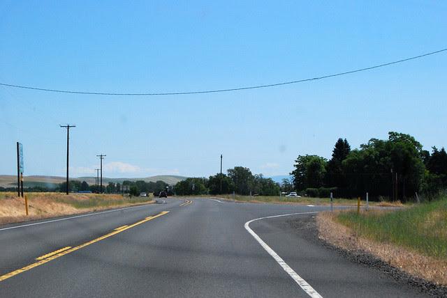 SR 124 @ SR 125