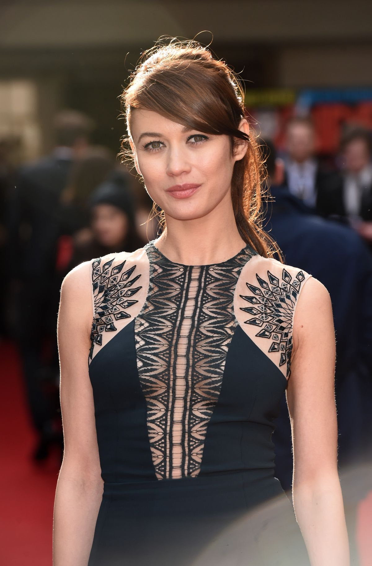 OLGA KURYLENKO at Jameson Empire Awards 2015 in London