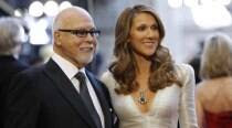 My husband wants to die in my arms: Celine Dion