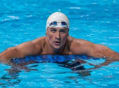 Nadador americano muda versão sobre assalto em entrevista à imprensa dos Estados Unidos