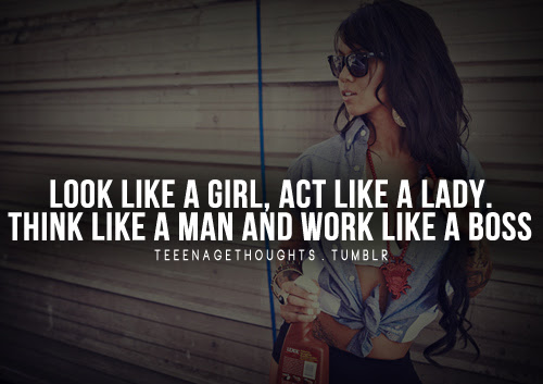 Quotes About Boss Lady 25 Quotes