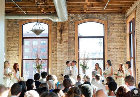 Minneapolis Wedding at the Day Block Event Center