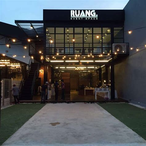 Event Space For Rent KL   Ruang