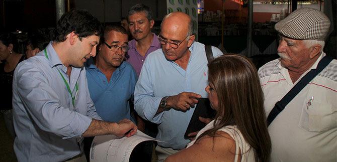 Corredor Verde presenta de nuevo alcances del proyecto de renovación urbanística