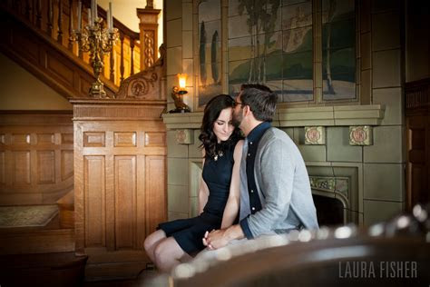 Lauren and Matt?s Wiedemann Hill Mansion Engagement