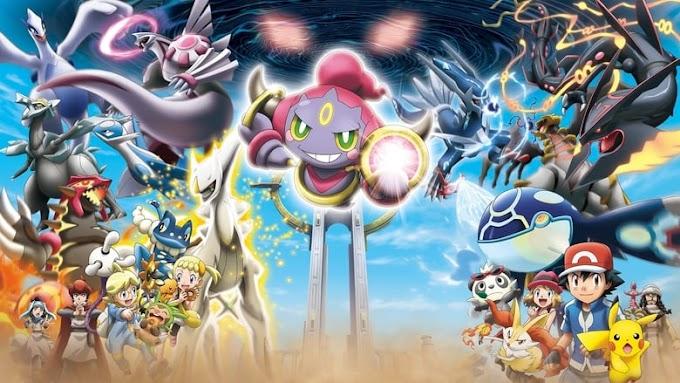 Film Pokémon 18 - Hoopa Et Le Choc Des Légendes (2015) - en Streaming VF GRATUIT Complet HD