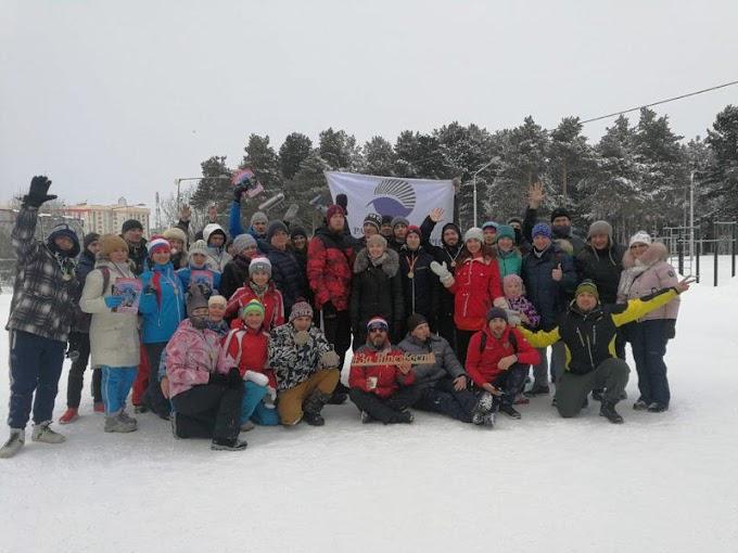 В Сургуте прошел ежегодный забег «На кубок кристальной трезвости»