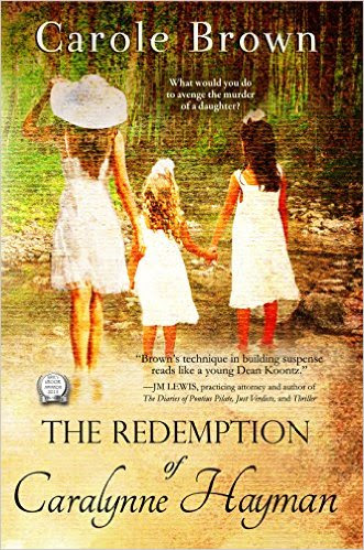 The Redemption of Caralynne Hayman cover