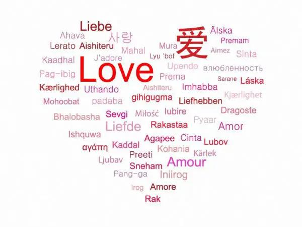 La Extrana Linguistica Del Amor Planeta Curioso