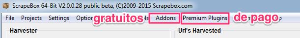 Scrapebox-Addons
