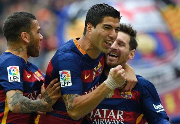 Laporan Pertandingan: Barcelona 5-0 Espanyol