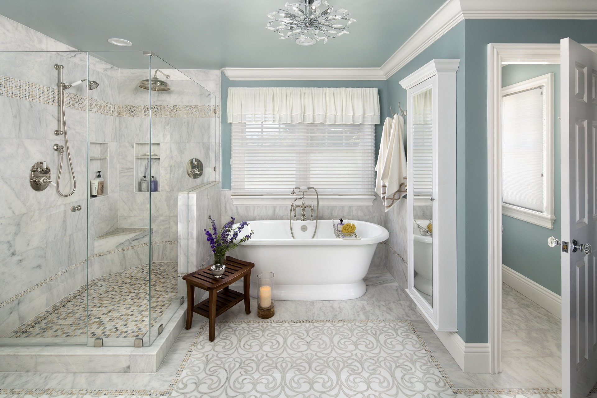 Bathroom Remodeling Portfolio - Valley Home Builders