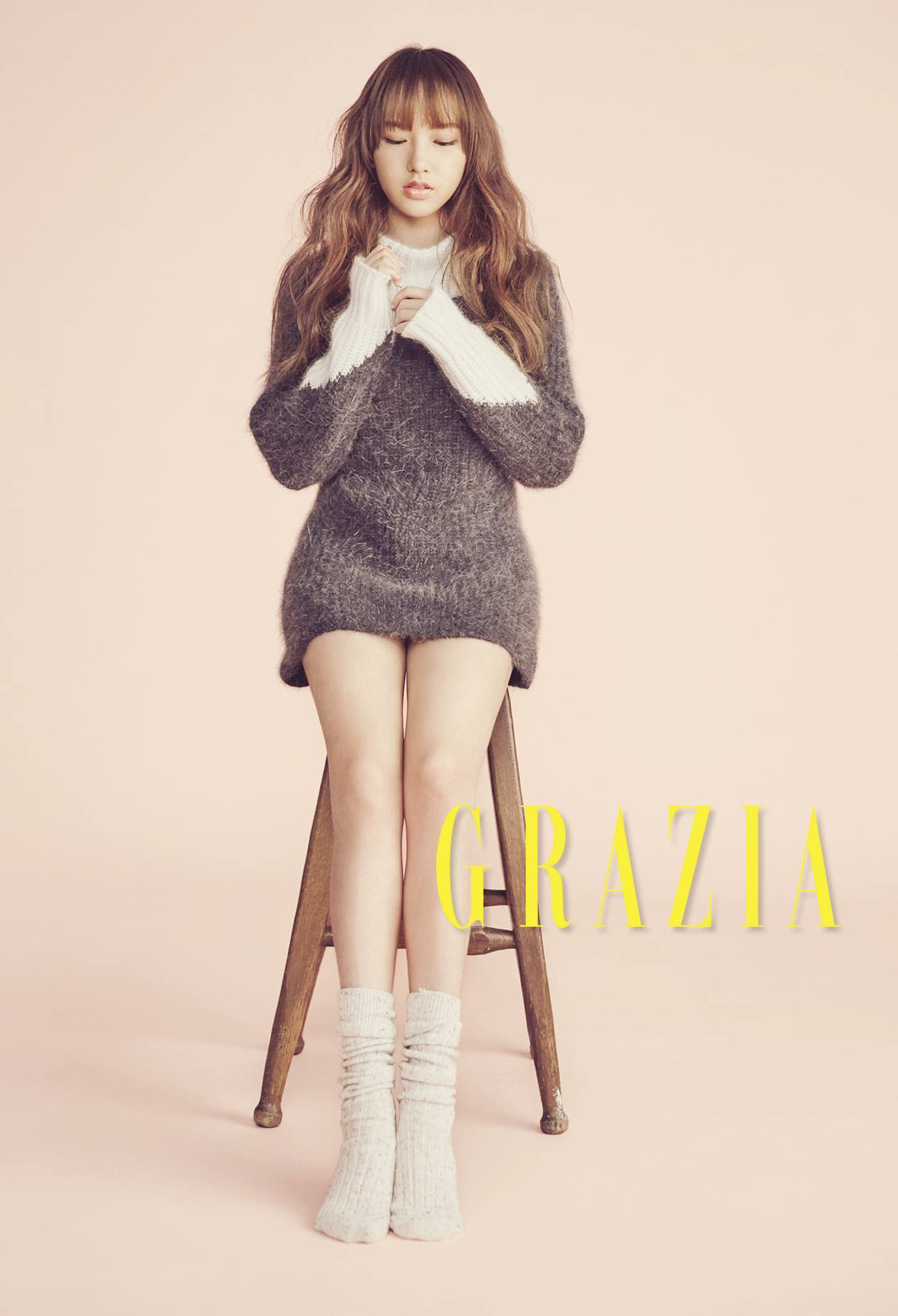 Cheng Xiao (WJSN) - Grazia Magazine November Issue '16