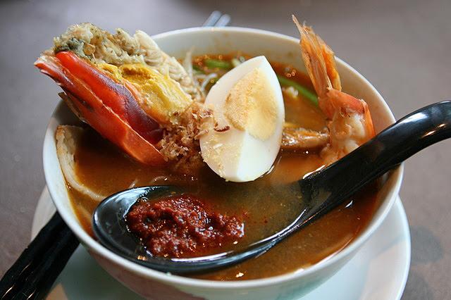 Penang Style Superior Prawn Noodle Soup