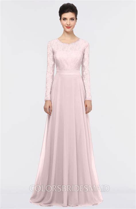 ColsBM Shelly Blush Bridesmaid Dresses   ColorsBridesmaid