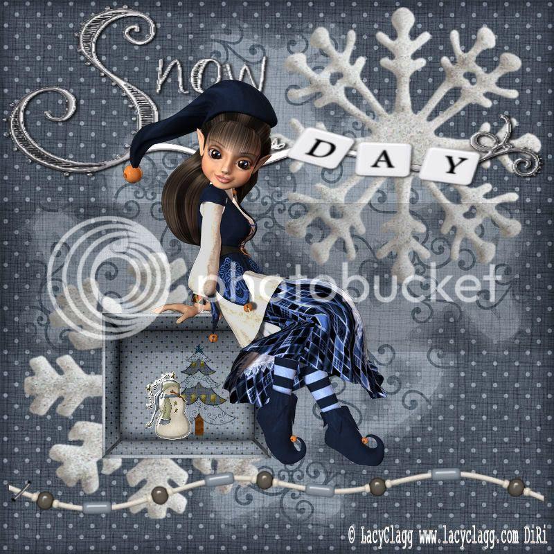 Elves,Winter,Snow,Happy Holidays