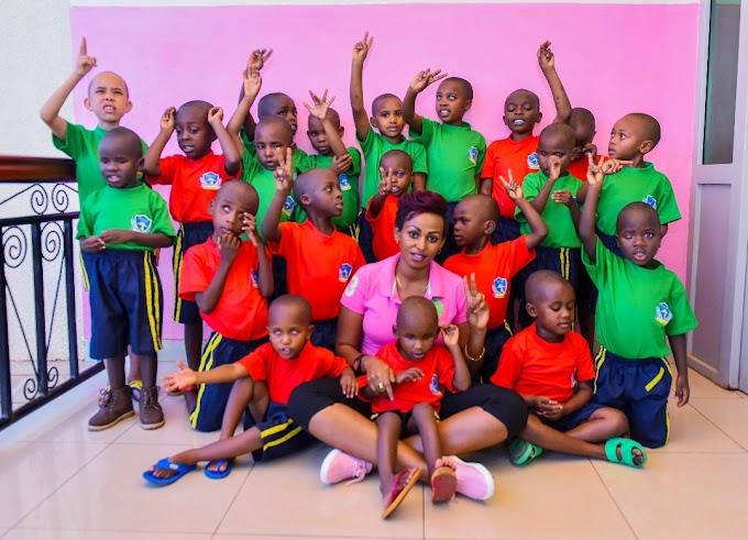 Jordan Foundation igeze kure umushinga wo kubaka ishuri ry'abana bafite ubumuga bwo kutabona -