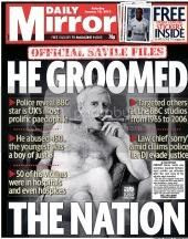 The Mirror on Savile