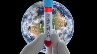 关于新冠病毒药物与疫苗研发图片
