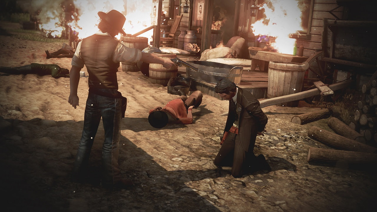 Wild West Online ditches planned Kickstarter screenshot