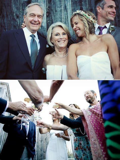 Real Wedding: Jori And BJ?s Intimate Bayside Wedding