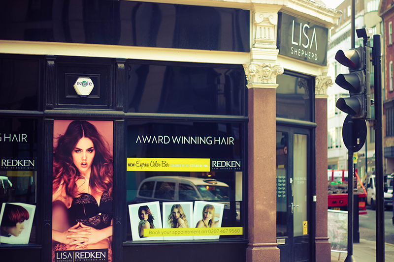 lisa shepherd ldn salon
