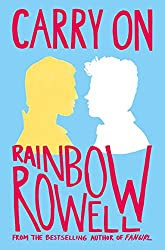 Carry On Rainbow Rowell book cover