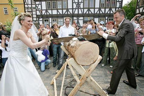 German Wedding Traditions   Easyday