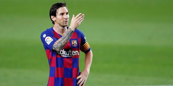 Presiden Barcelona Tegaskan Messi Akan Akhiri Karier di Klub oleh - iplt20livestreaming.com