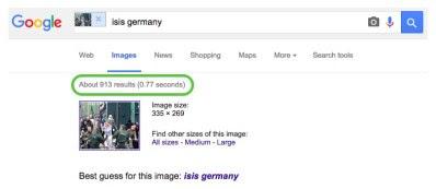 Usando o Google para descobrir mentiras