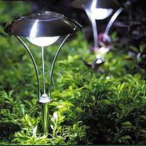 Clean Energy   Elegant Solar Powered Lighting