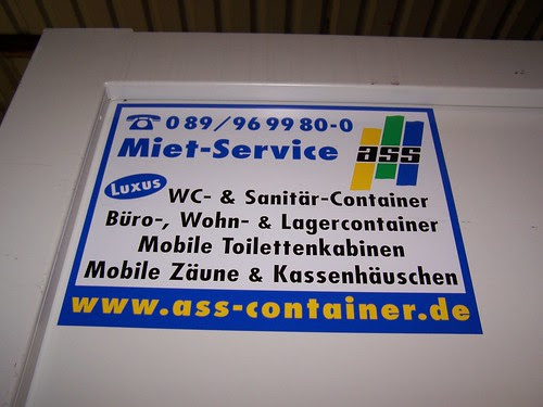 ass container?