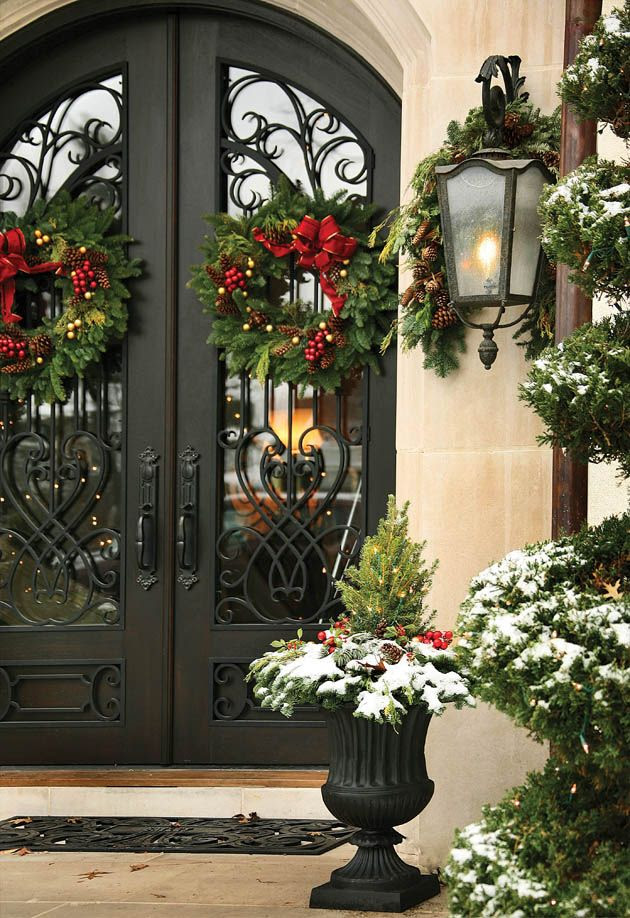 ♔ beautiful holiday entry