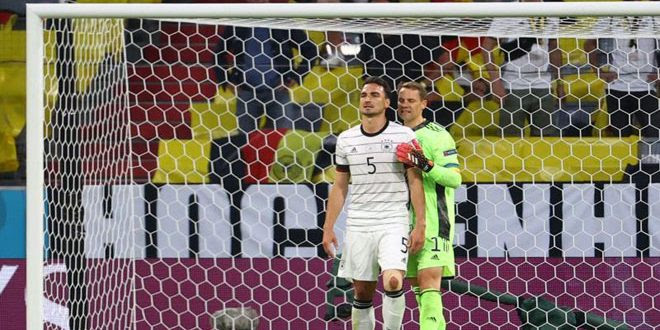 Hummels Own Goal Gives France A 1 0 Win Over Germany The Limited Times