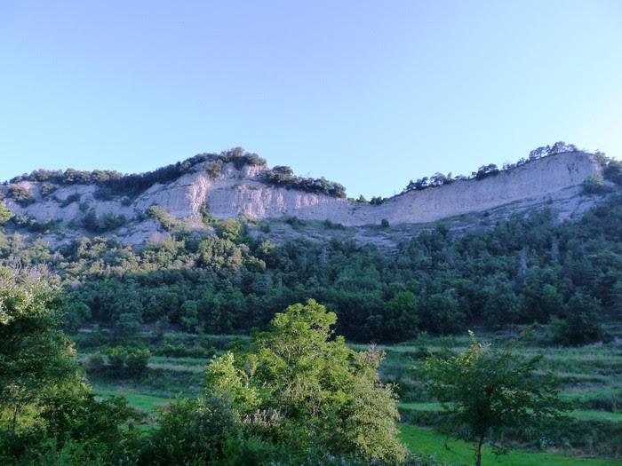 Foto de  Castell de Montesquiu-Serra dels Bufadors