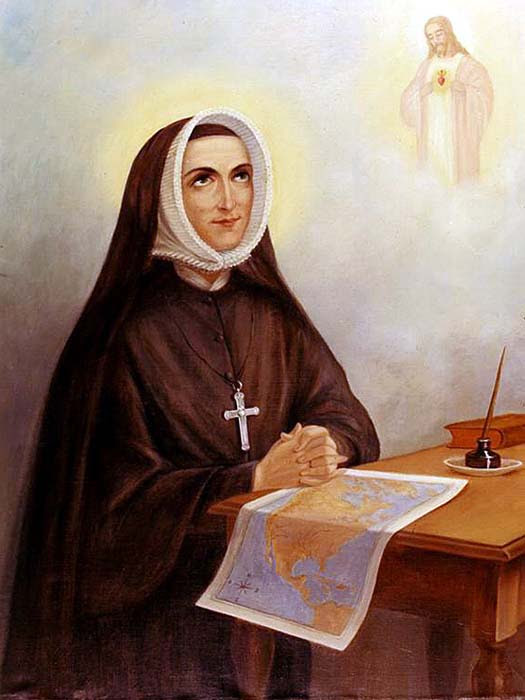 St. Rose Phillipine Duchesne
