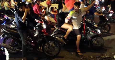 chiến thắng của Olympic Việt Nam