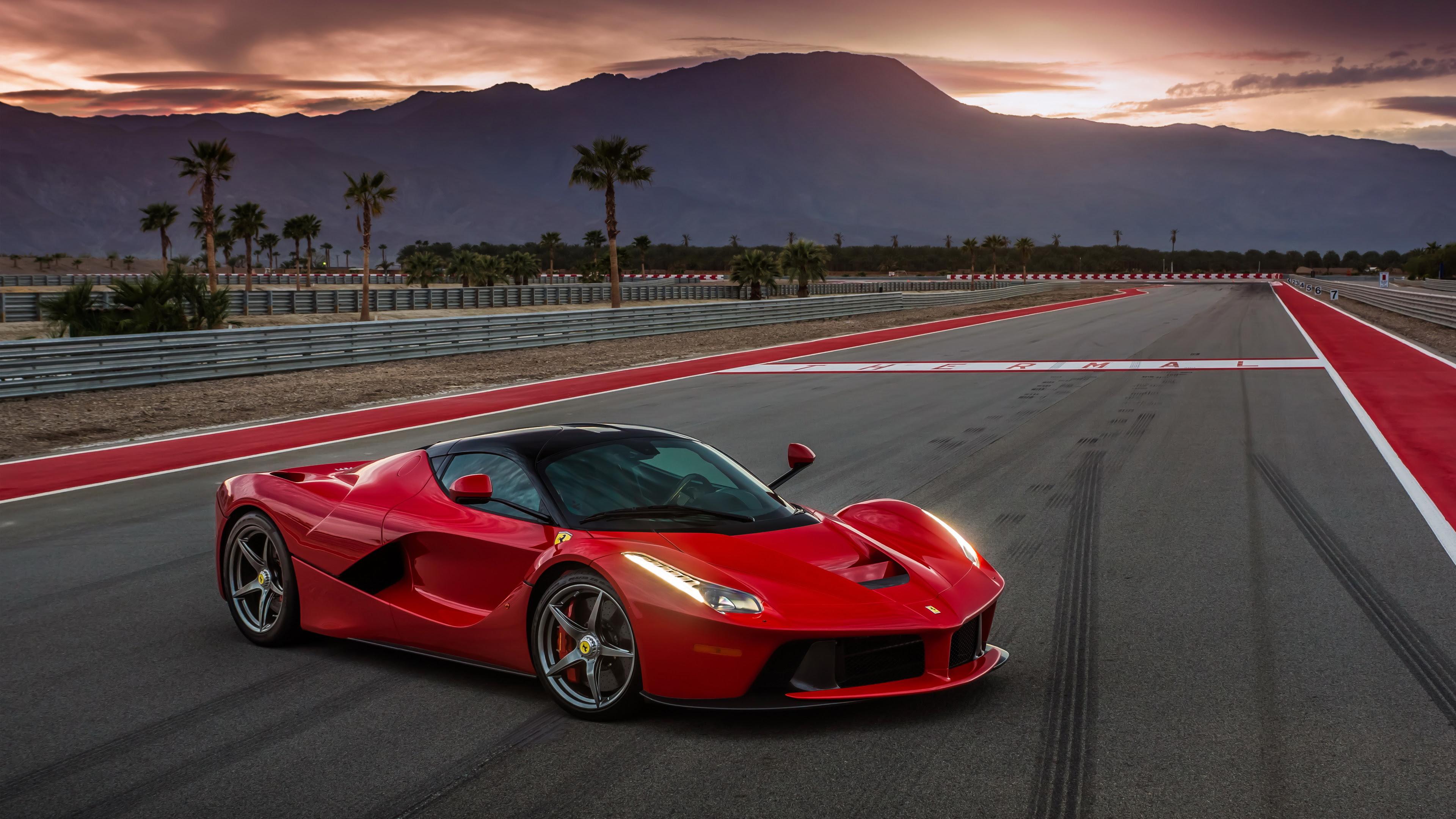 Ferrari LaFerrari 4K Wallpaper  HD Car Wallpapers  ID 6928