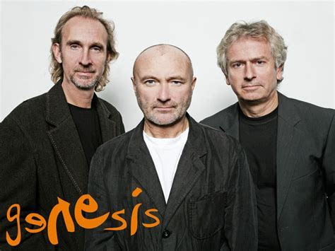 Genesis Mike Rutherford, Phil Collins, Tony Banks   Tunes