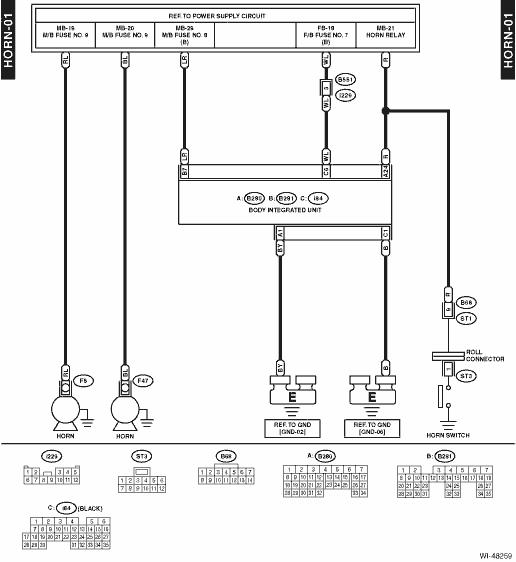 Subaru Horn Wiring Diagram Wiring Diagrams Blue Script A Blue Script A Mumblestudio It