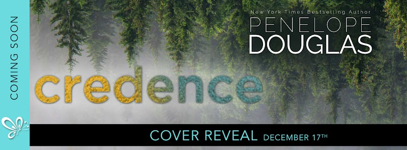 Cover & Blurb Reveal: Credence by Penelope Douglas