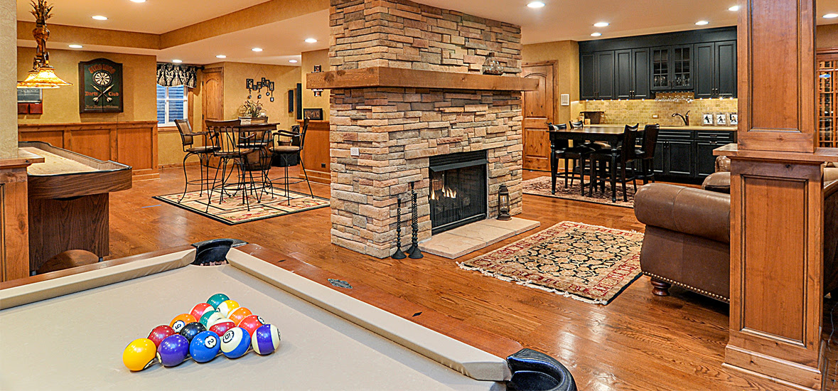Awesome Basement Remodeling Ideas 2 Sebring Services