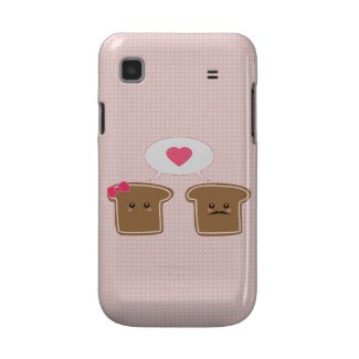 Kawaii Toast Love casematecase