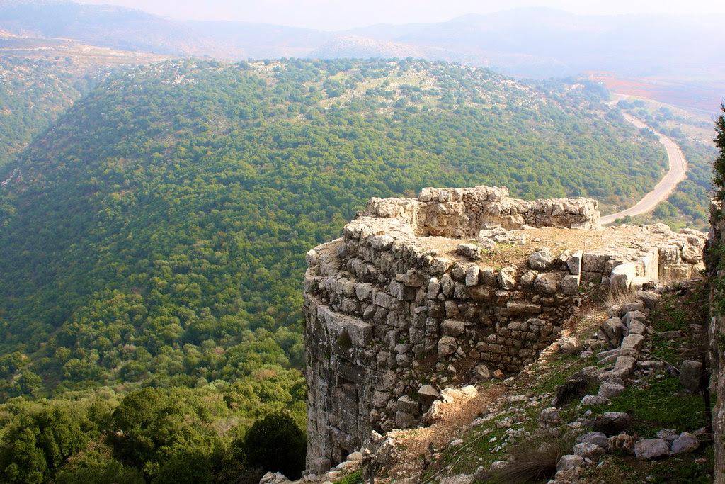Israel - Golan Heights - Nimrod - 23